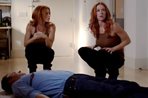Clips 1: Unforgettable: Split Screen Detective Work