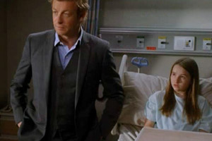 Clips 2: The Mentalist: Child's Grief